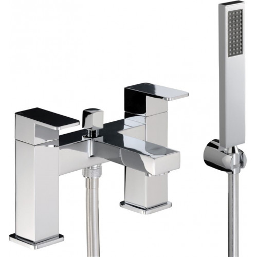 Abode - Fervour LP Deck Mounted Bath Shower Mixer