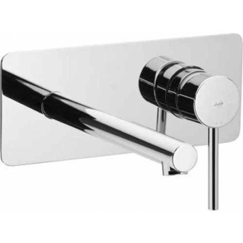 Abode - Tanto Wall Mounted Basin Mixer No Waste