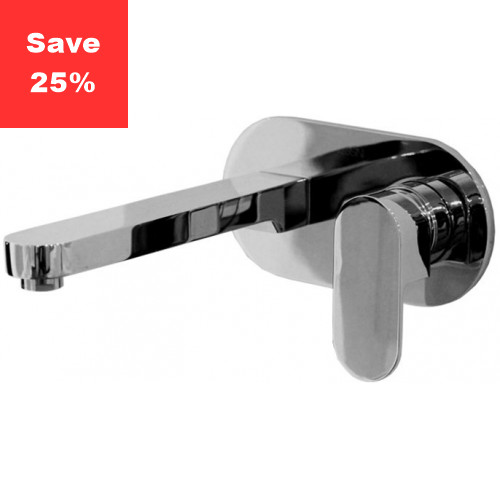 Spinel Wall Mounted Basin Mixer Tap
