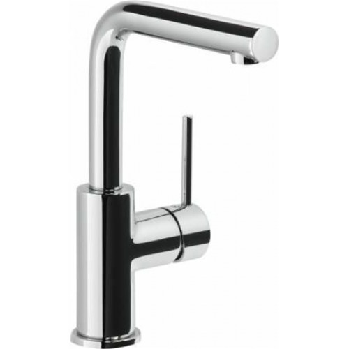 Tanto Basin Mixer With Side Lever No Waste