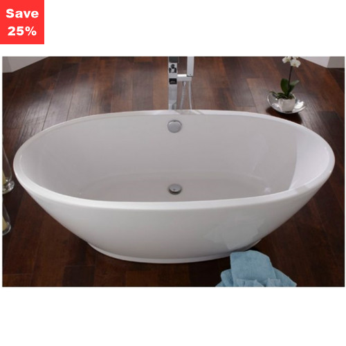 Origins - Coral Freestanding Bath 1700x800mm