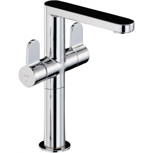 Abode - Bliss Tall Monobloc Basin Mixer No Waste