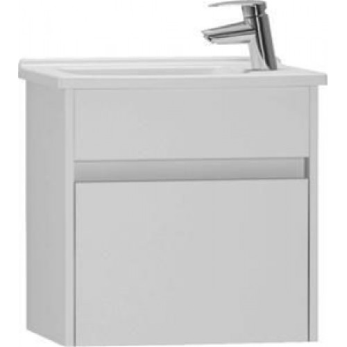 Vitra - S50 Compact Washbasin Unit 50cm Incl. Basin