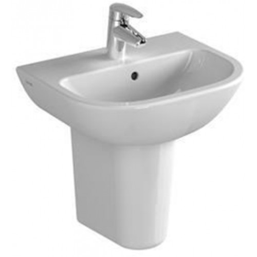 S20 Cloakroom Washbasin 45cm 1TH