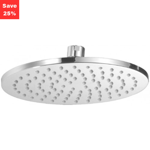 Origins - Onyx Round Fixed Shower Head 200mm Chrome
