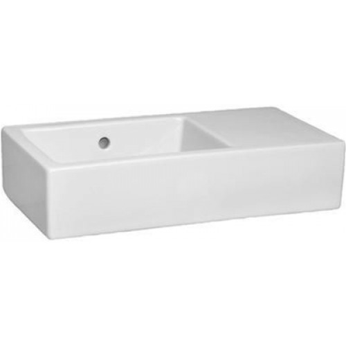 Arkitekt K Basin 60x30cm 0TH Right Hand Shelf