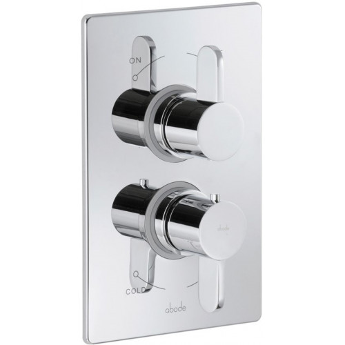 Bliss Concealed Thermo Shower Mixer - 1 Exit