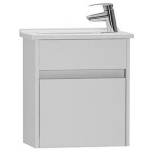 S50 Compact Washbasin Unit 45cm Incl. Basin