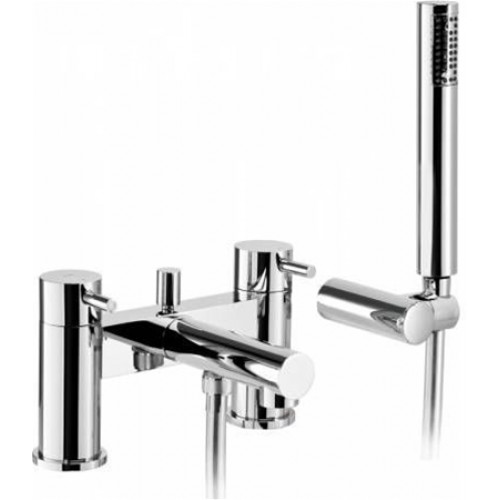 Abode - Tanto Deck Mounted Bath Shower Mixer
