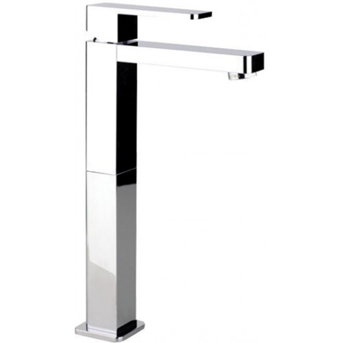 Abode - Fervour Tall Monobloc Basin Mixer No Waste
