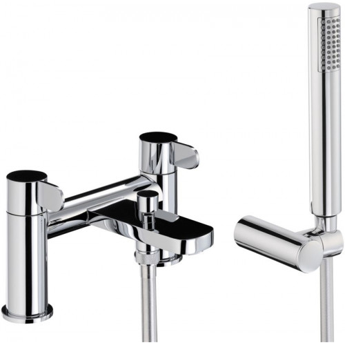 Abode - Bliss Deck Mounted Bath Shower Mixer