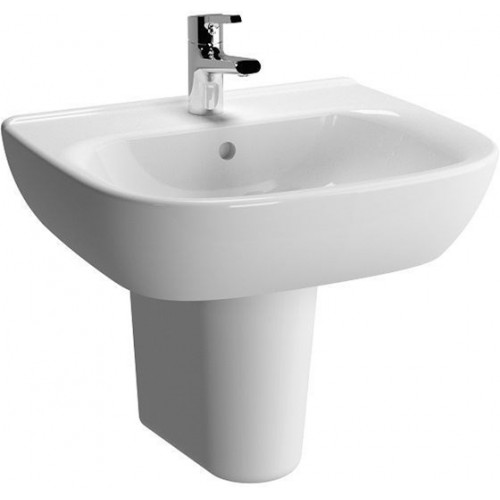 Vitra - Zentrum Washbasin 55cm 1TH