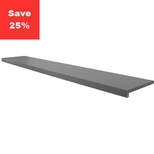 Shelf 1800x320 Anthracite
