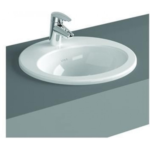 Vitra - S20 Counter Basin 53cm 1TH