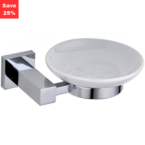 Origins - Line Soap Dish & Holder Chrome
