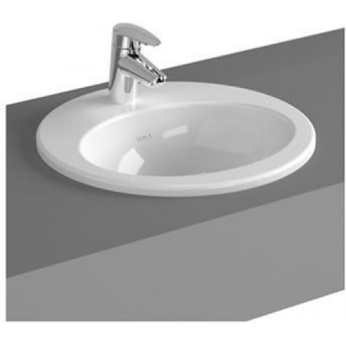 Vitra - S20 Counter Basin 43cm 1TH
