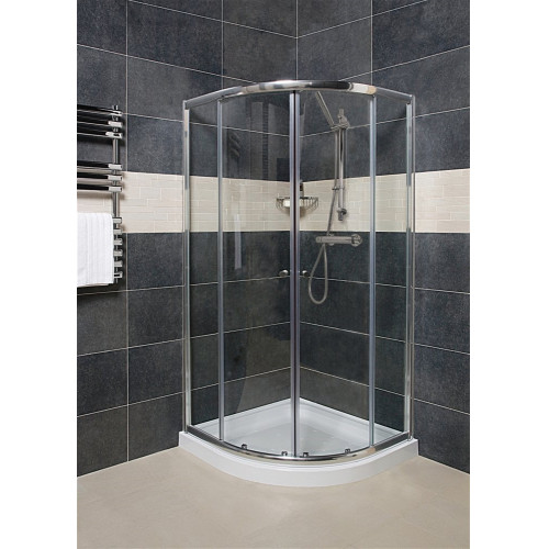 Wellspring 800mm Quadrant Shower Enclosure