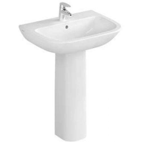 Vitra - S20 Washbasin 60cm 2TH