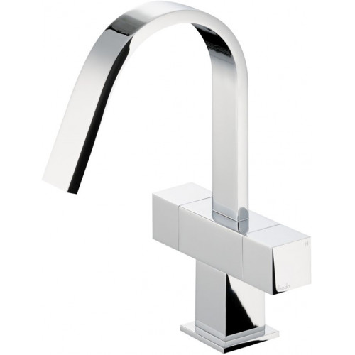 Abode - Zeal Basin Mixer No Waste