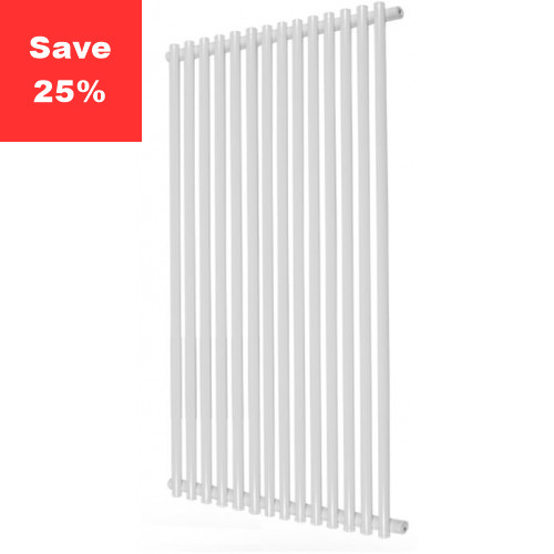 Tanzanite White Radiator - 1400x590mm