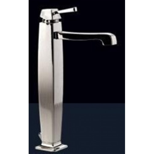 Abode - Decadence Tall Monobloc Basin Mixer With Pop Up Waste