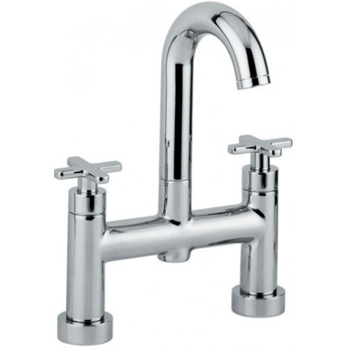Abode - Serenitie Deck Mounted Bath Filler