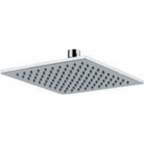 Euphoria Storm Square 7mm Showerhead - 200 x 200mm