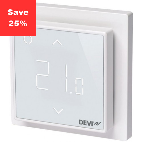 Fire Opal Smart Thermostat (White)