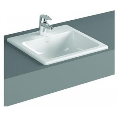 Vitra - S20 Counter Basin 55cm Square 1TH