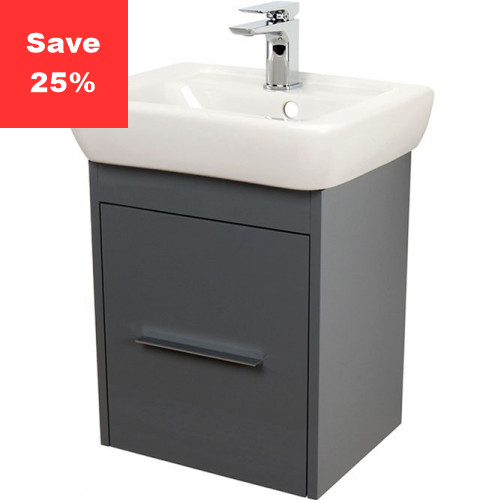 Ruby Vanity 450mm Anthracite