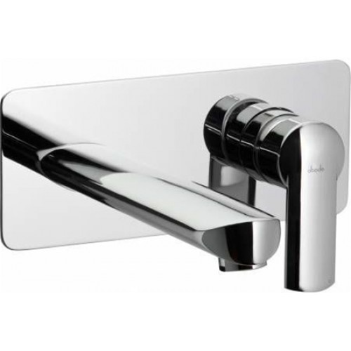 Abode - Vedo Wall Mounted Basin Mixer No Waste