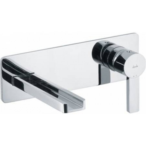 Modo Wall Mounted Basin Mixer No Waste