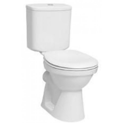 Vitra - Milton Close-Coupled WC Pan