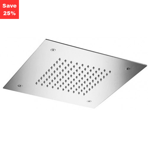 Origins - Opal Square Shower Head 300mm SS