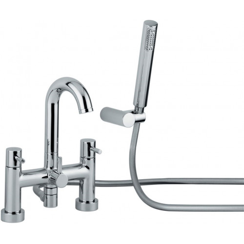 Abode - Harmonie Deck Mounted Bath Shower Mixer