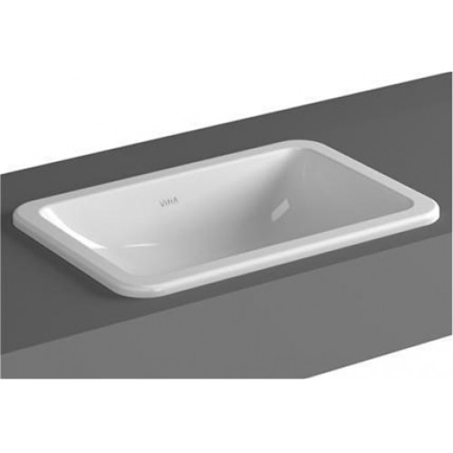 S20 Counter-Top Basin 55x36cm Square