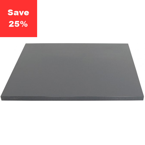 Countertop  600mm Anthracite