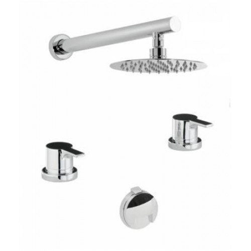 Abode - Desire Thermo 2H Bath Overflow Filler Kit