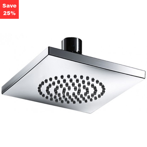 Origins - Opal Square Showerhead 120mm