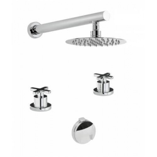 Abode - Serenitie Thermo 2H Bath Overflow Filler Kit