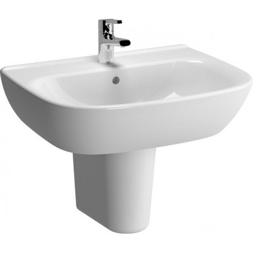 Vitra - Zentrum Washbasin 65cm 1TH