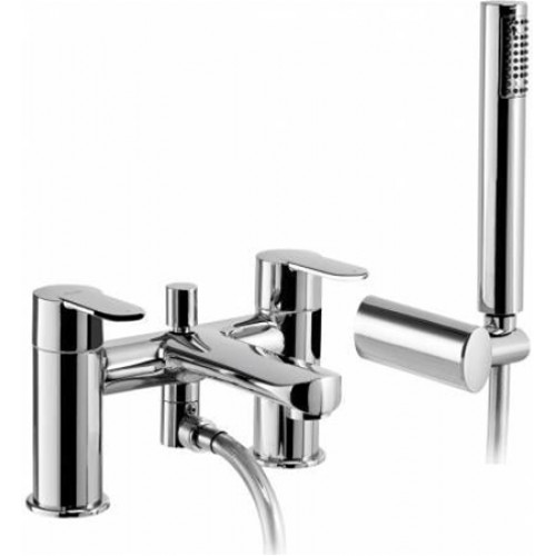 Abode - Vedo Deck Mounted Bath Shower Mixer