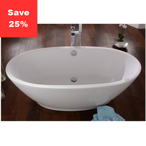 Coral Freestanding Bath 1700x800mm
