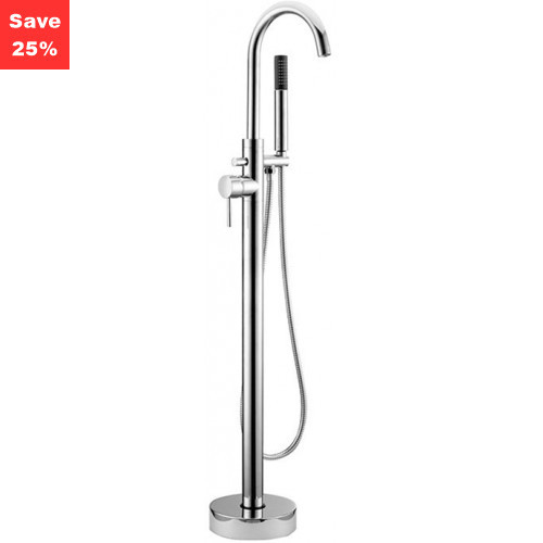 Origins - Jade Freestanding Bath Shower Mixer Tap