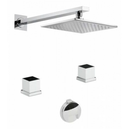 Abode - Zeal Thermo 2H Bath Overflow Filler Kit