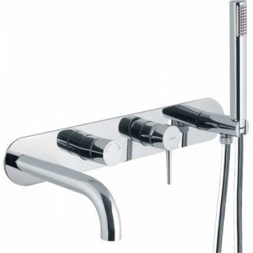 Abode - Chao Wall Mounted Bath Shower Mixer