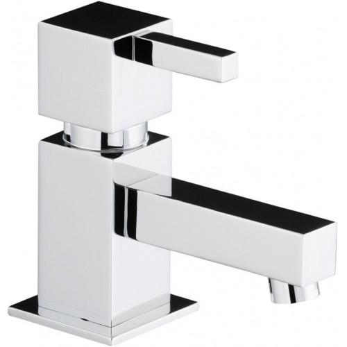 Zeal Mini Monobloc Basin Mixer No Waste