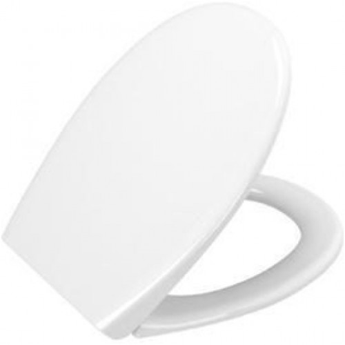 Layton Toilet Seat, Soft Closing