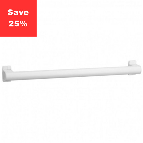 Pellet AL Aris Single Towel Bar 500mm White