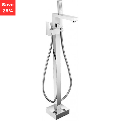 Origins - Ore Bath Shower Mixer Freestanding